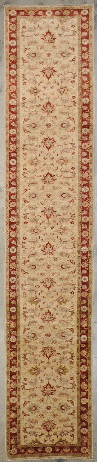 Fine Oushak Runner rugs and more oriental carpet 33622-