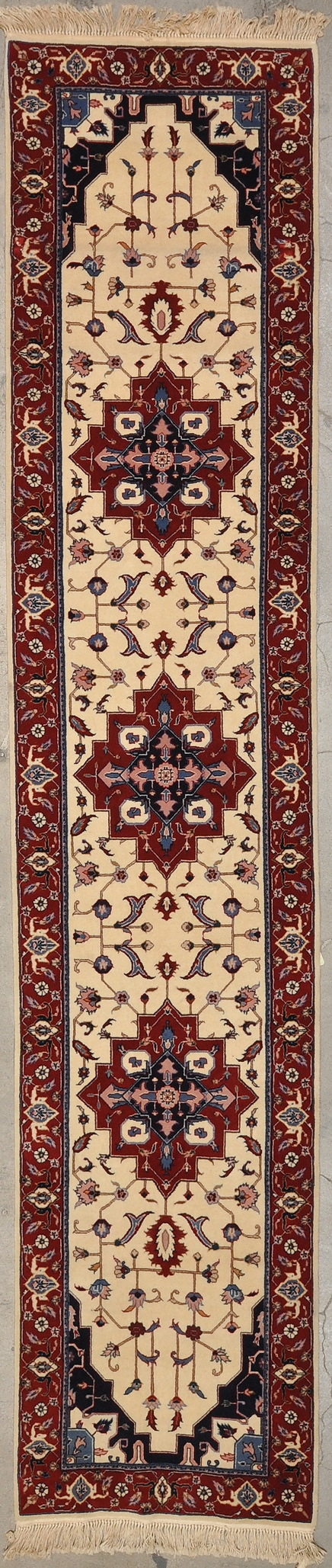 Fine Heriz Runner rugs and more oriental carpet 44017-