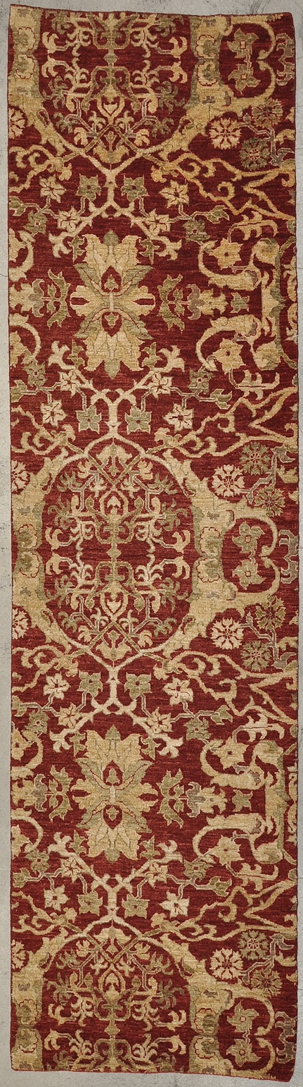 Fine Usak Runner rugs and more oriental carpet 44298-