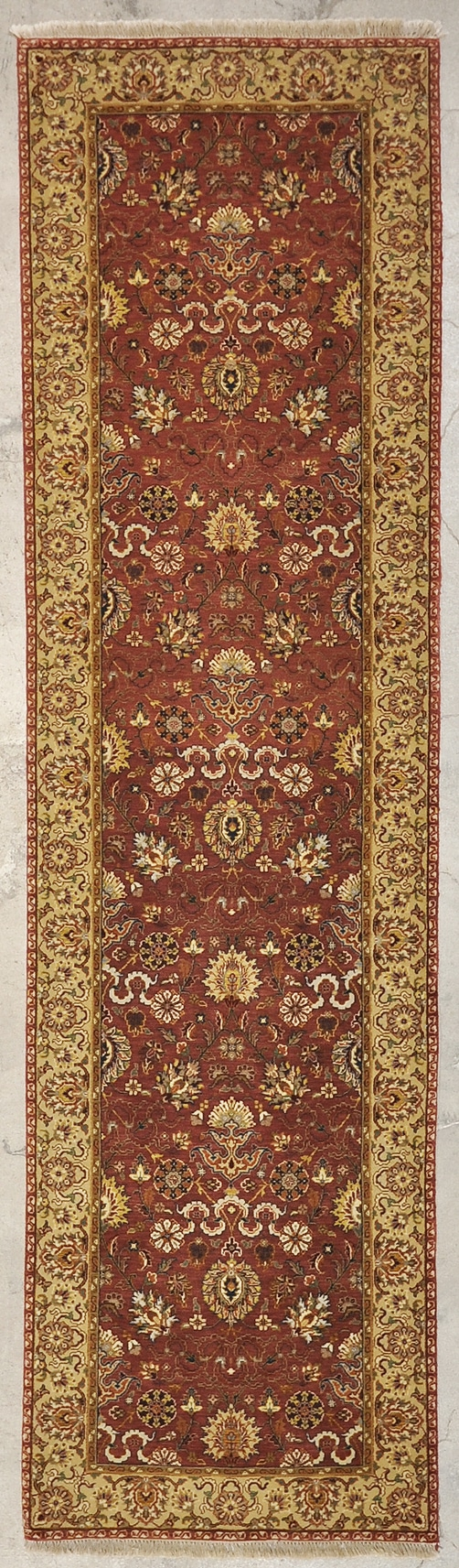 Finest Mughal Agra Rug rugs and more oriental carpet 43560-1
