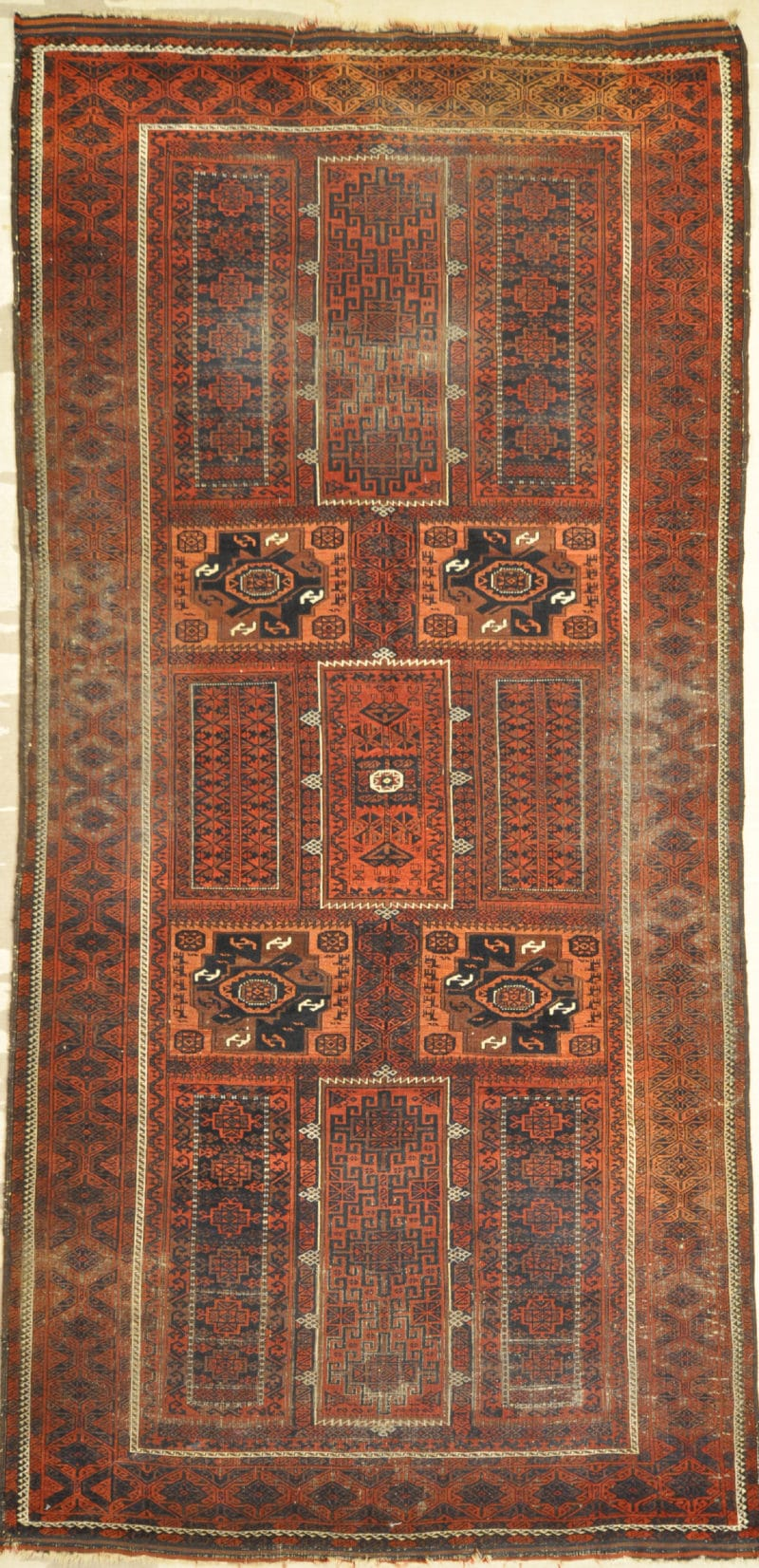 Antique Tribal Baluch rugs and more oriental carpet 29871-