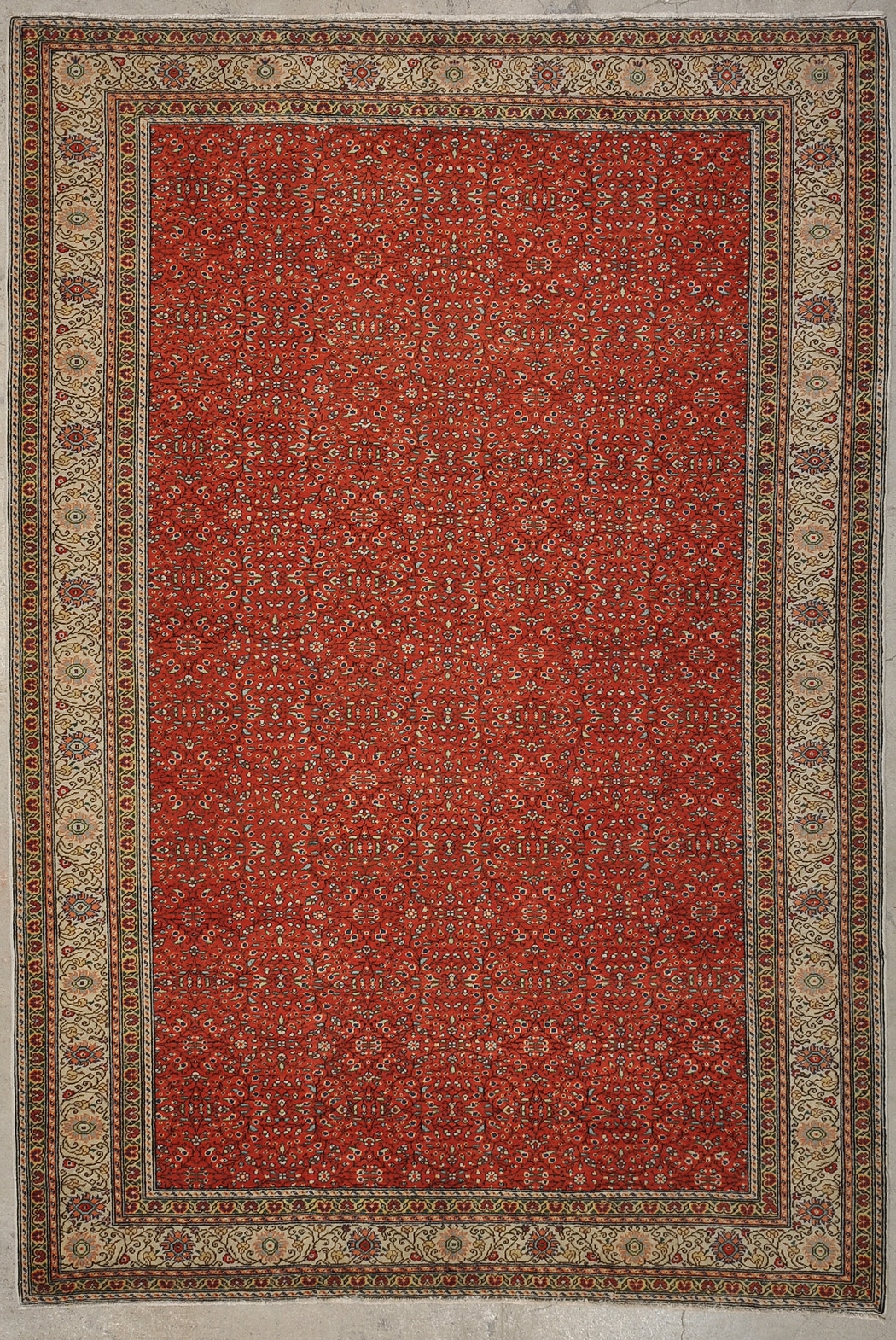 Turkish Vintage Hereke rugs and more oriental carpet 33648-