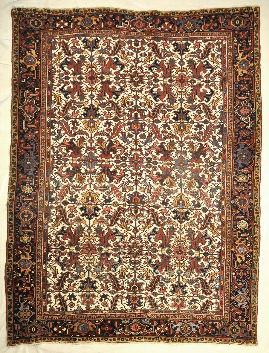 Rare Antique Dragon Rug rugs and more oriental carpet 43650-