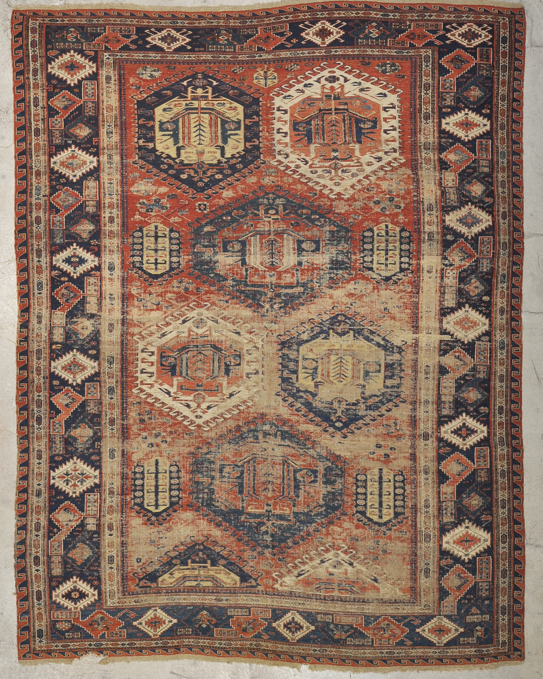 Dragon Soumak Ca1880 rugs and more oriental carpet 33676-