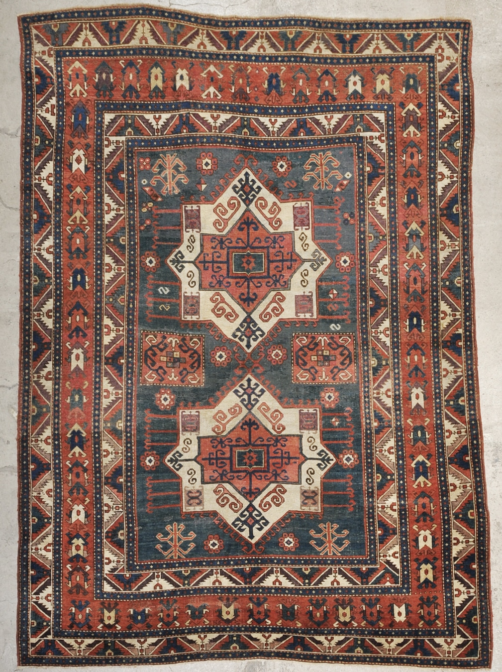 Kazak Fakhralou rugs and more oriental carpet 33680-