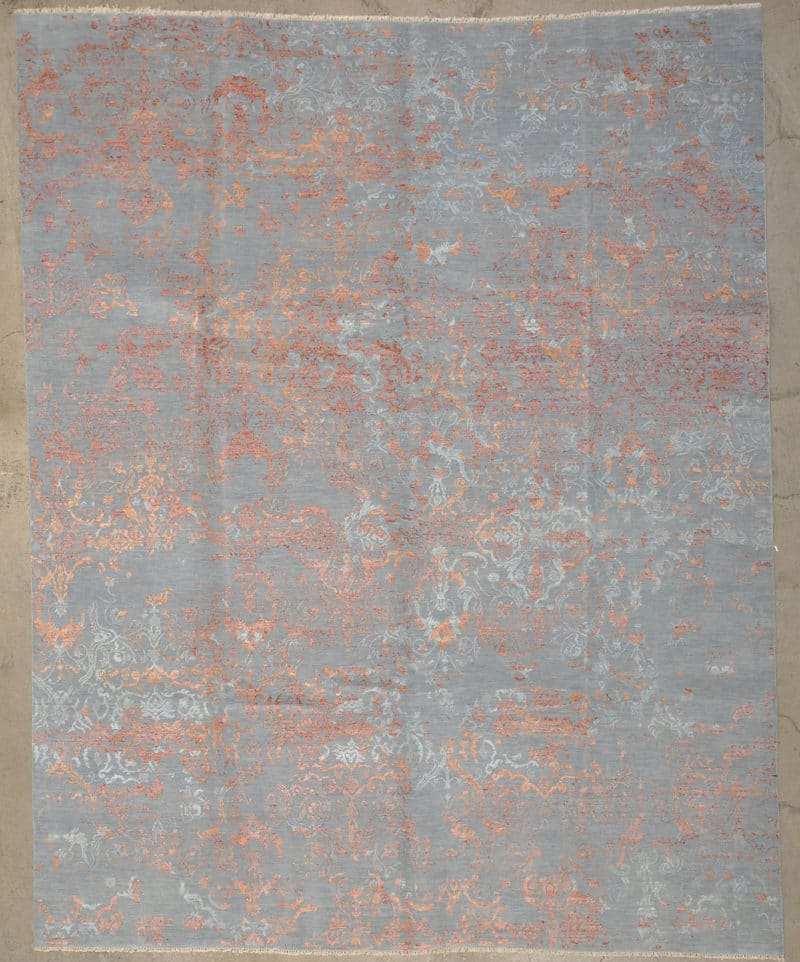 Wool & Silk Fortuni rugs and more oriental carpet 33672-