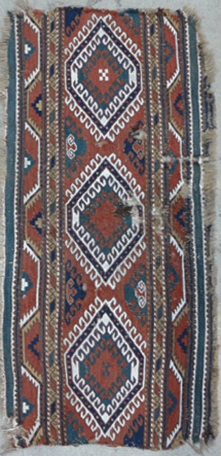 Caucasian Piece I rugs and more oriental carpet 33665-