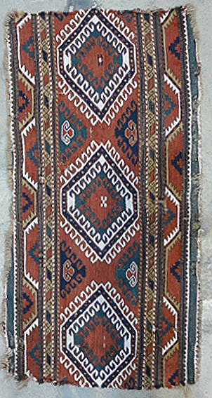 Caucasian Piece I RUGS AND MORE ORIENTAL CARPET 33664-