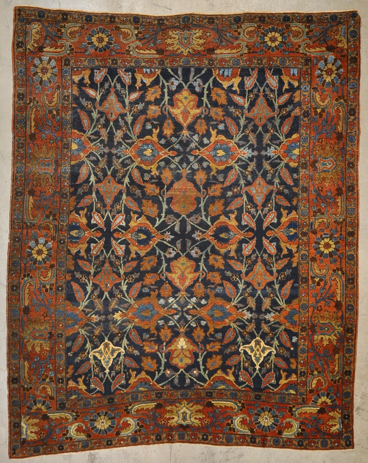 Antique Bakhshayesh rugs and more oriental carpet 35683-2