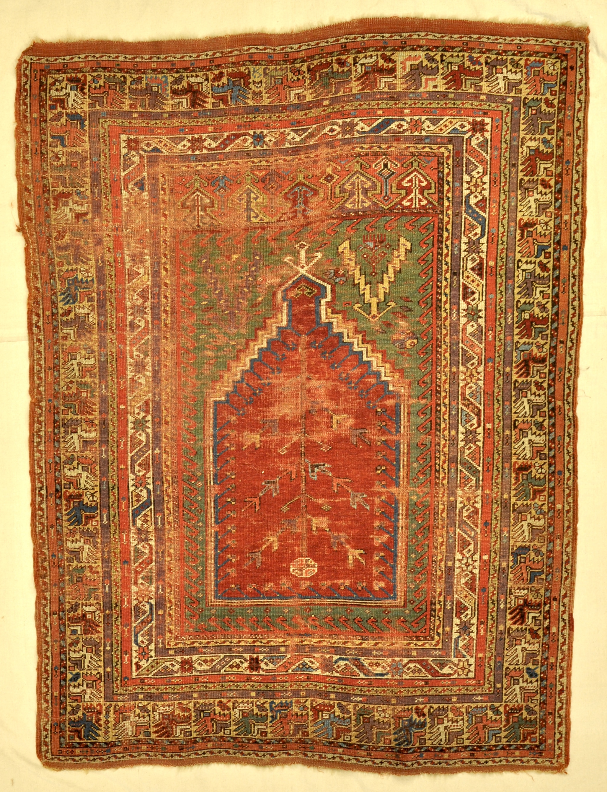 Antique Mujur rugs and more oriental carpet 33834-