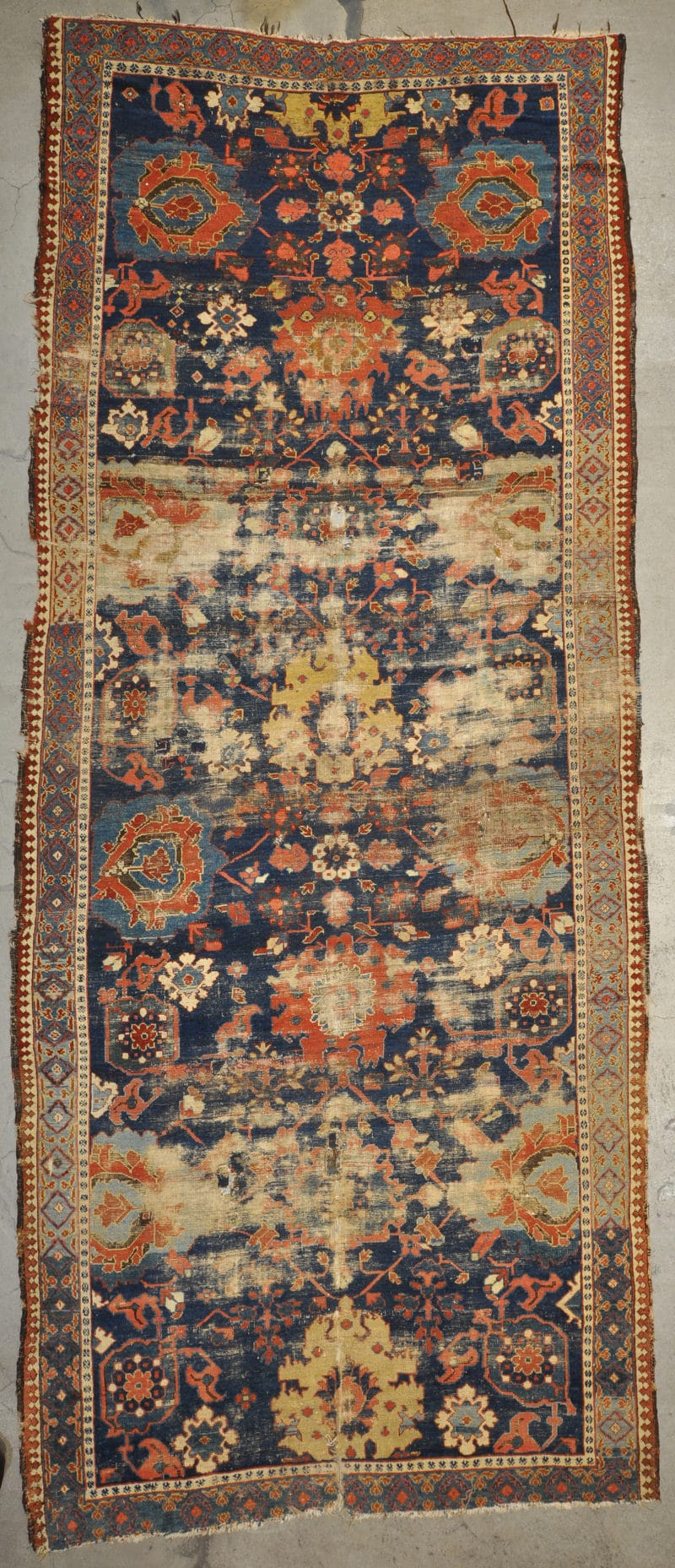 Classic Harshang Persian rugs and more oriental carpet 33838-