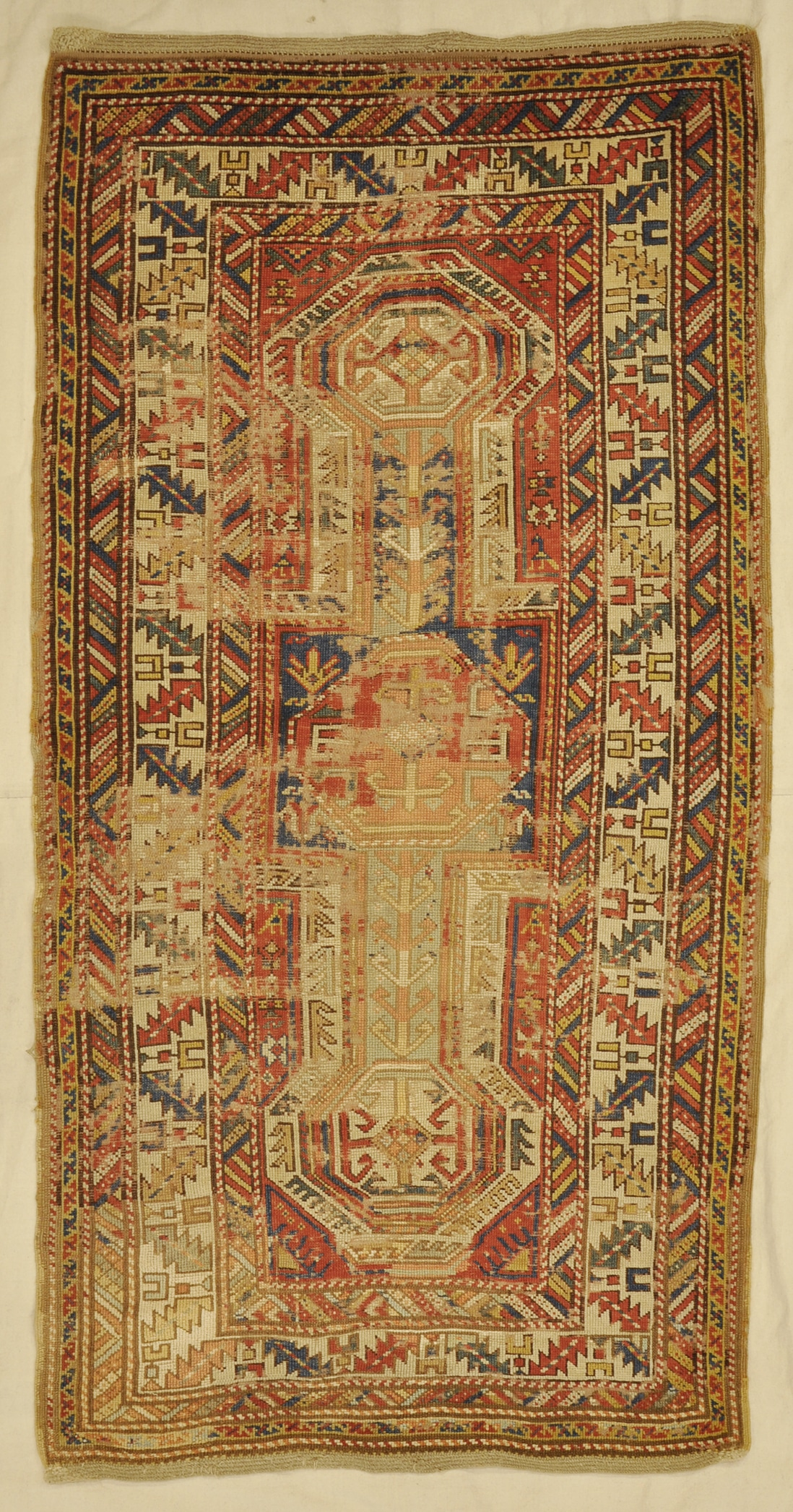 Mid 19 Century Kazak rugs and more oriental carpet 33848-