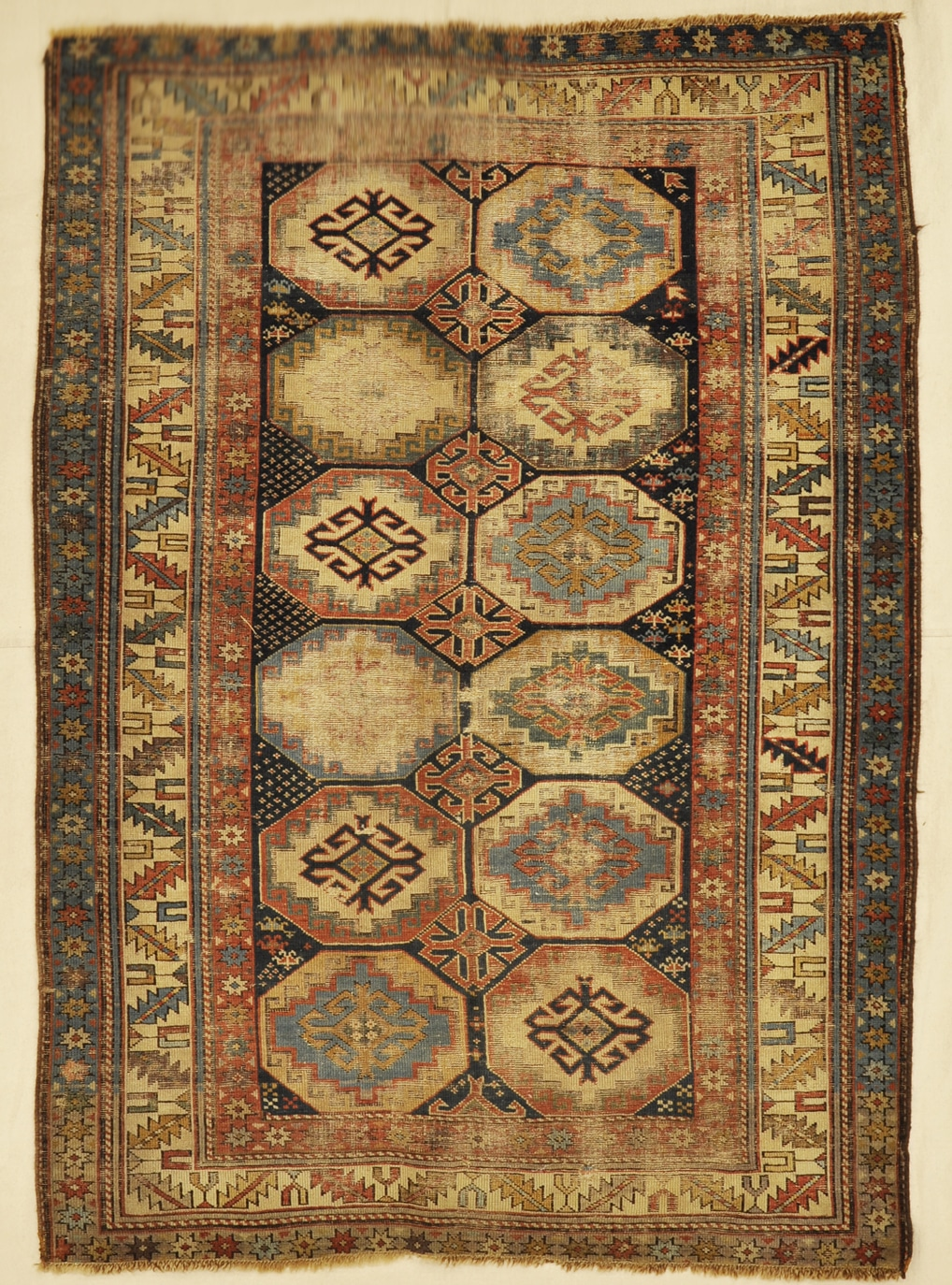 Antique Shirvan rugs and more oriental carpet 33850-