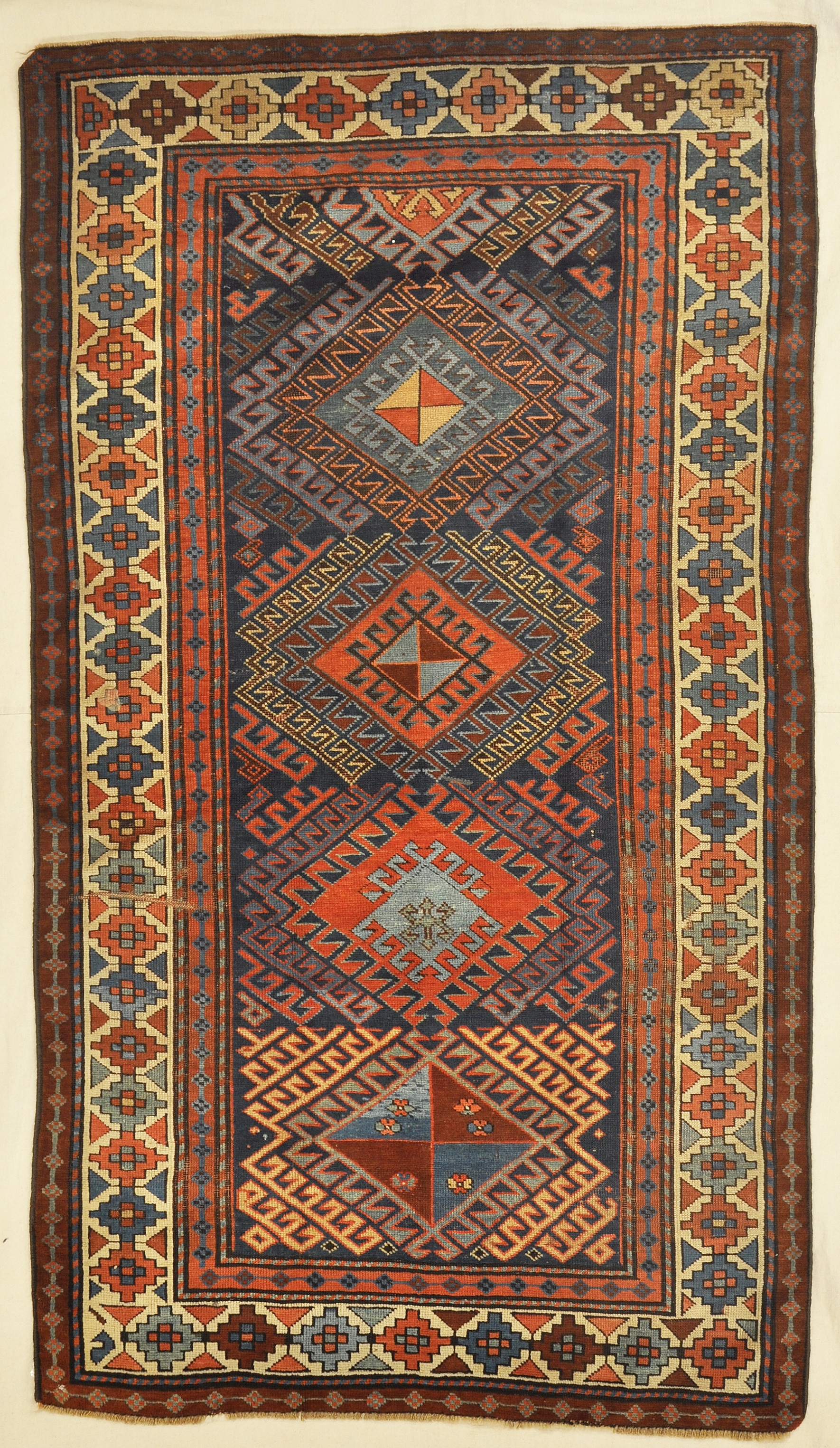 Antique Kazak Rug rugs and more oriental carpet 33852-
