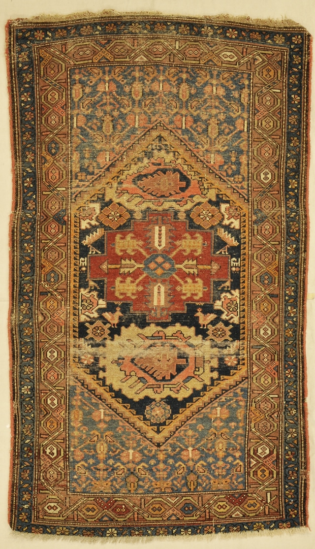 Antique Persian Malayer rugs and more oriental carpet 33854-