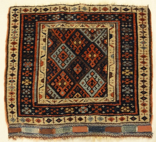 Antique Jaf Kurd Bagface rugs and more oriental carpet 33857-