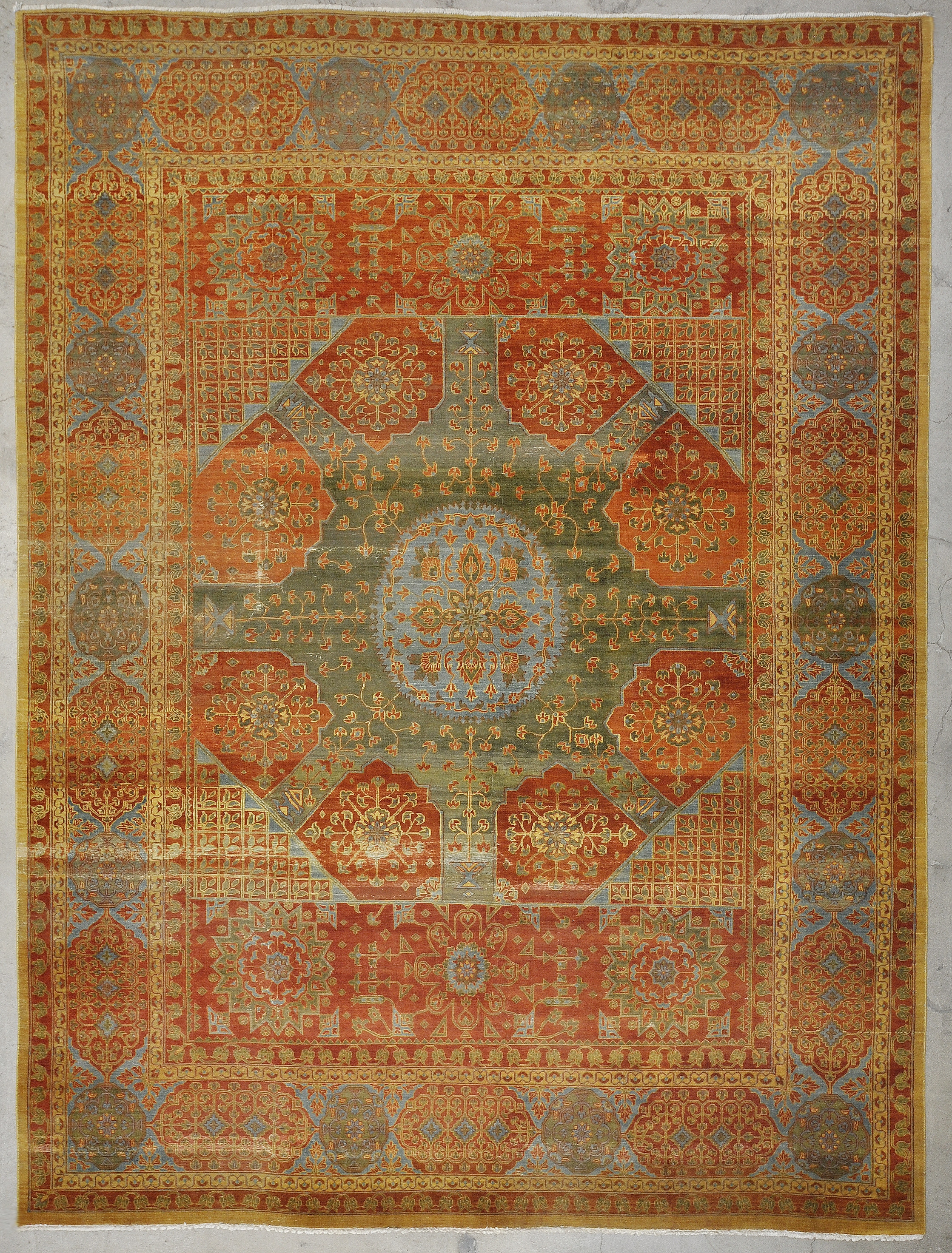 Mamluk Rug rugs and more oriental carpet 33865-
