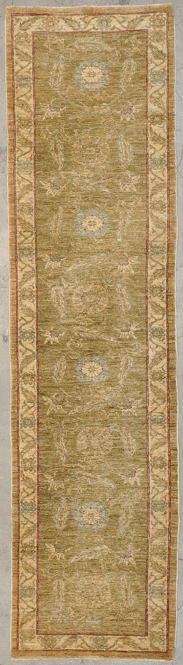 Ziegler & Co Oushak Runner rugs and more oriental carpet 33876-