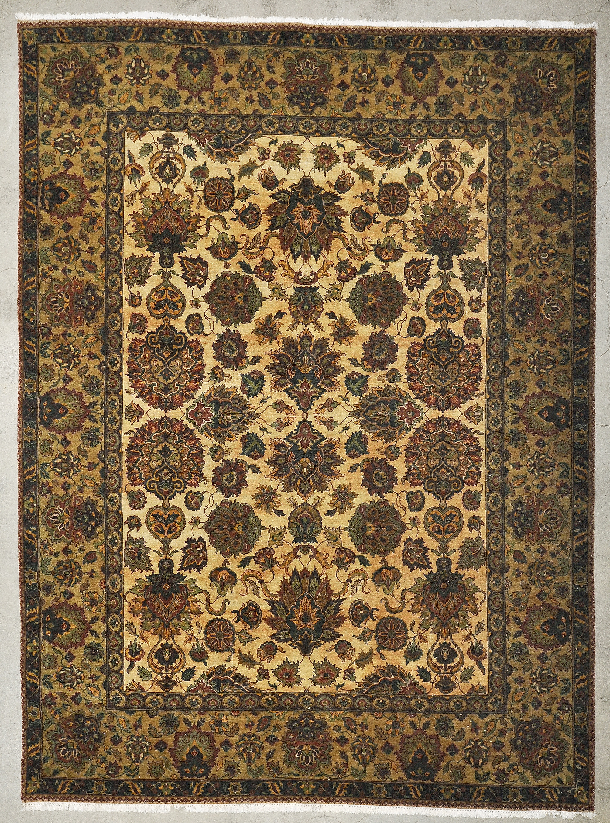 Ziegler & Co Mughal rugs and more oriental carpet 33875-