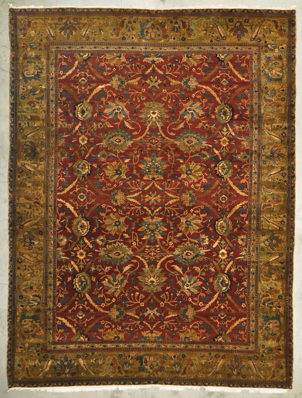 Ziegler & Co Mughal rugs and more oriental carpet 33873-