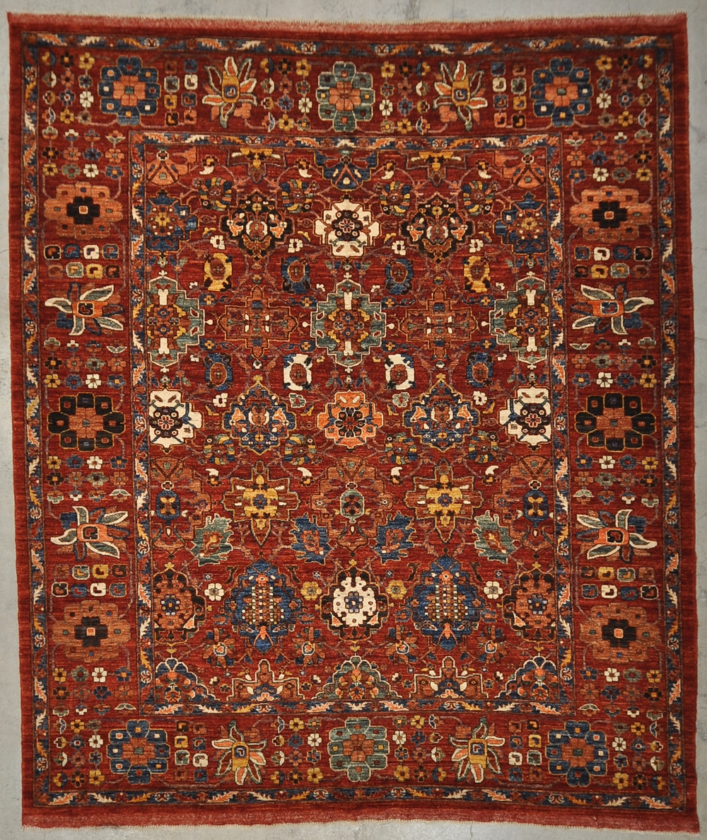 Tribal ziegler & co rugs and more oriental carpet 33964-