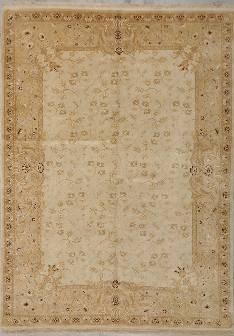 Original Angora Oushak rugs and more oriental carpet 33971-