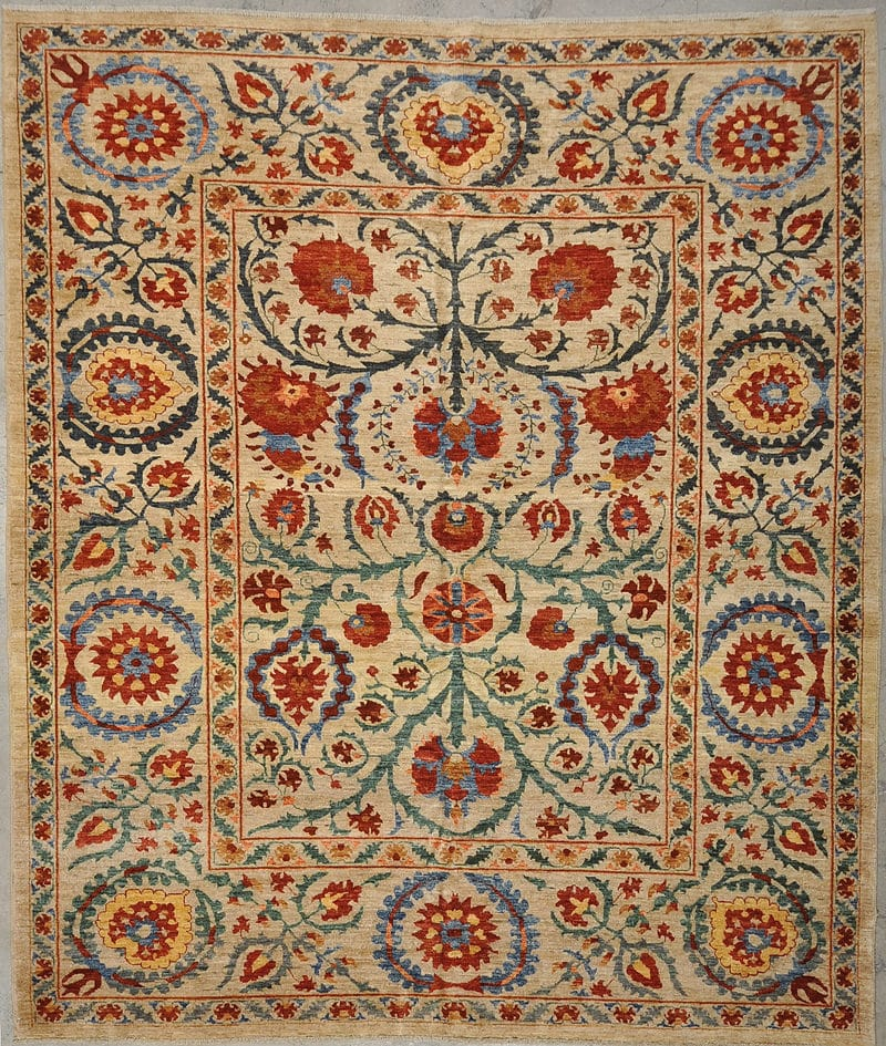 Tribal Ziegler & Co rugs and more oriental carpet 33963-
