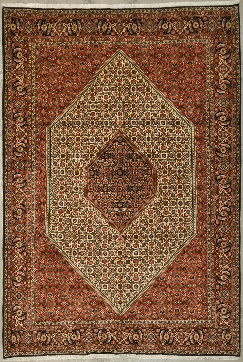 Kurdish Fine Bijar rugs and more oriental carpet 33962-