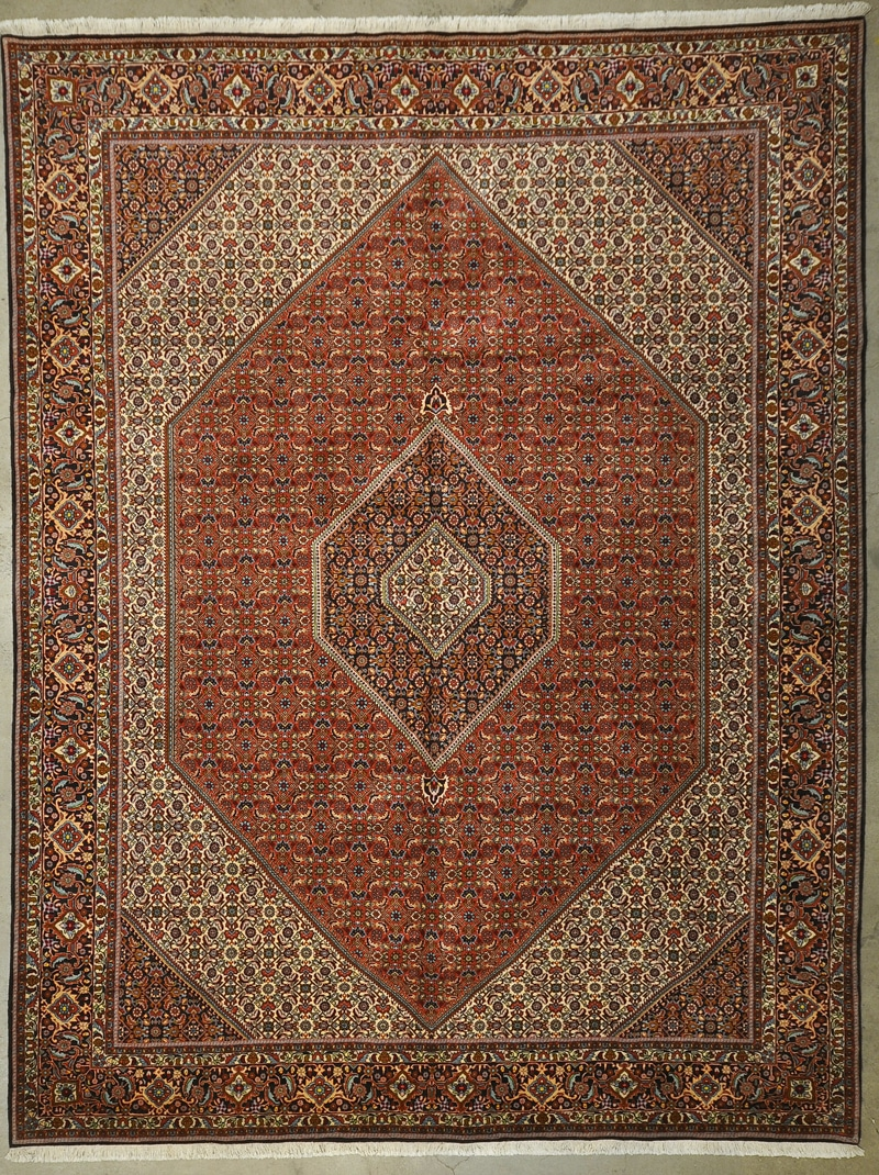 Kurdish Fine Bijar rugs and more 33960-