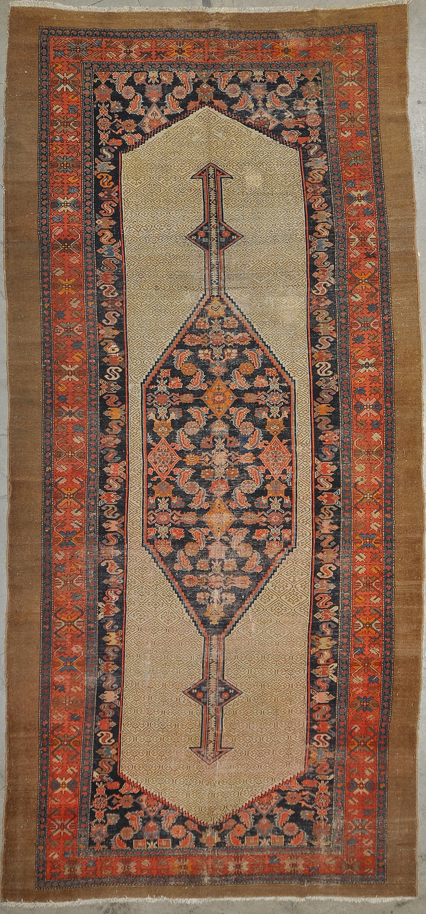 Antique Camel Hair Sarab rugs and more oriental carpet 34132-