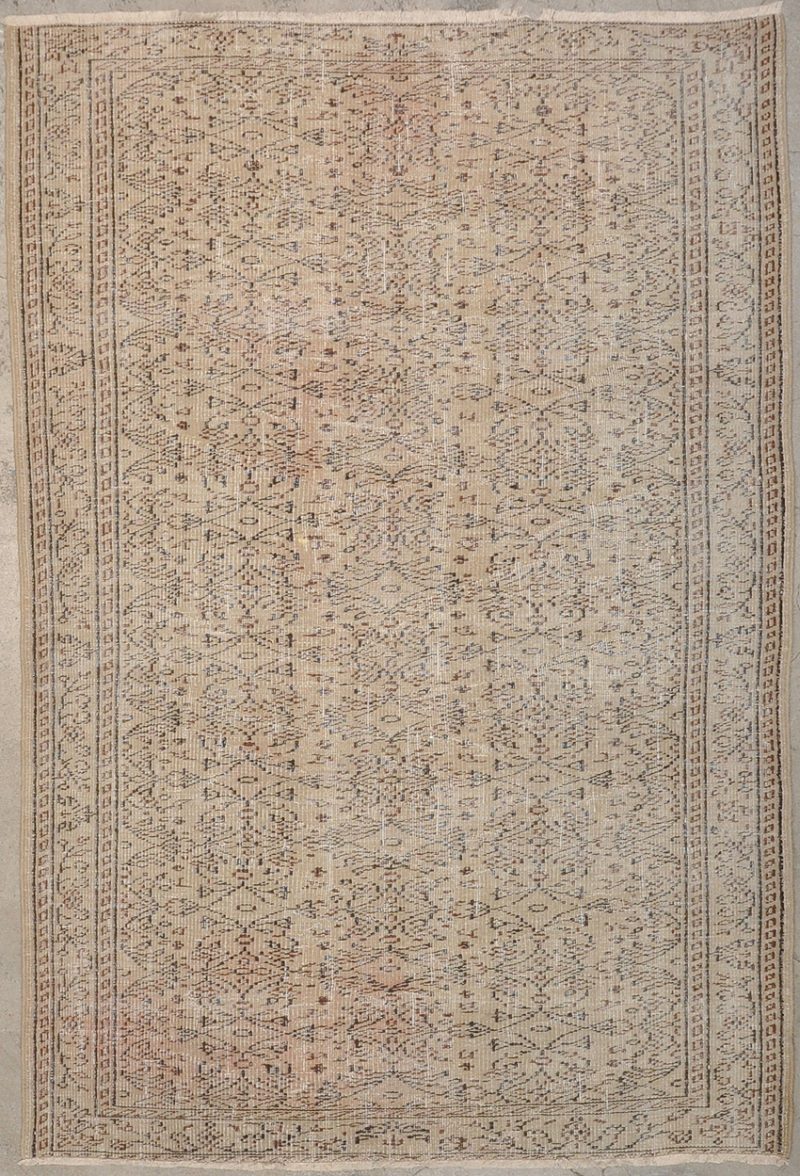 Antique Oushak rugs and more oriental carpet 34134-1