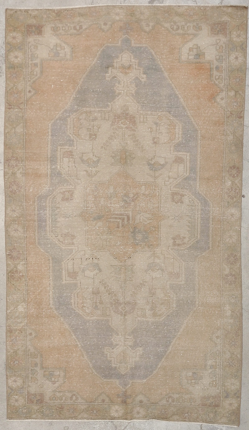 Antique Oushak rugs and more oriental carpet 34136-