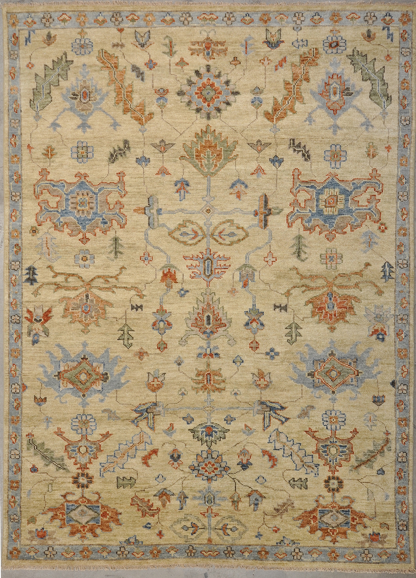 Modern Tribal rugs and more oriental carpet 34153-
