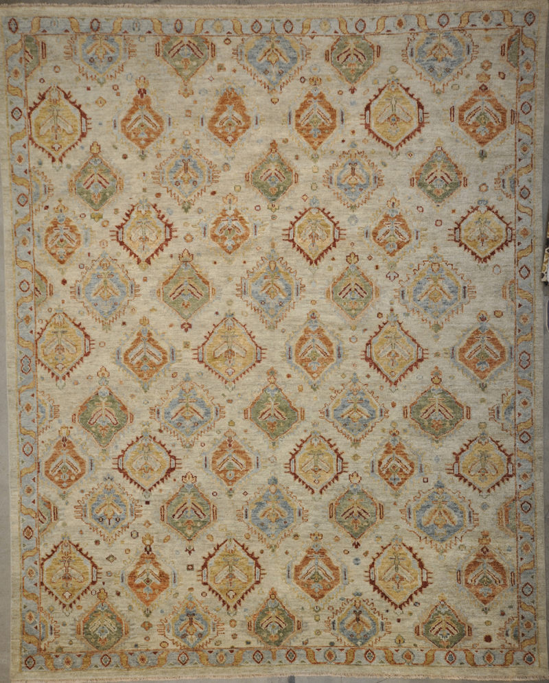 Modern Tribal rugs and more oriental carpet 34156-