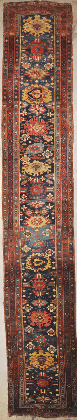 Rare Antique NW Persian Runner rugs and more oriental carpet 34146-