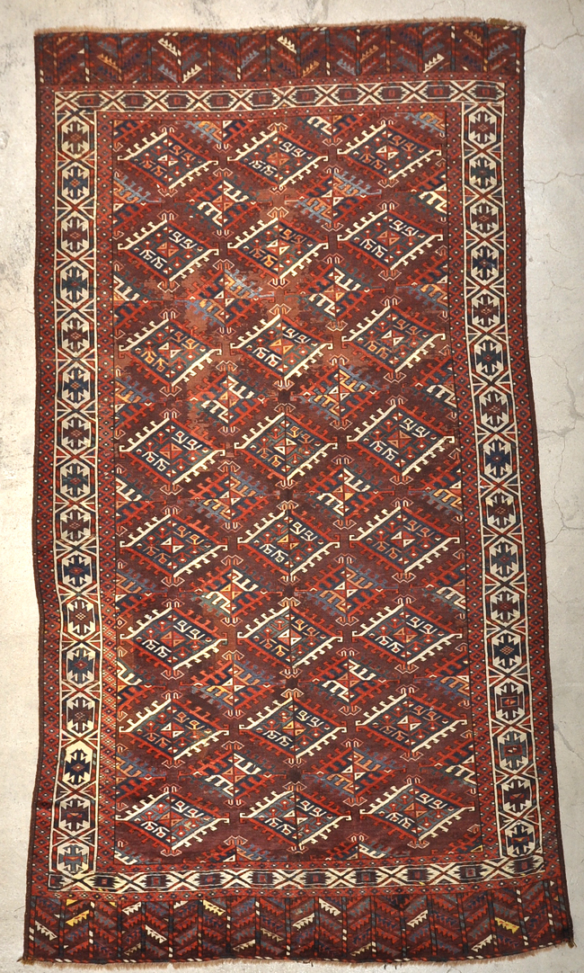 Turkoman Ca 1800rugs and more34141-