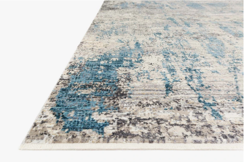 Modern Ocean Grey rugs and more oriental carpet 34240