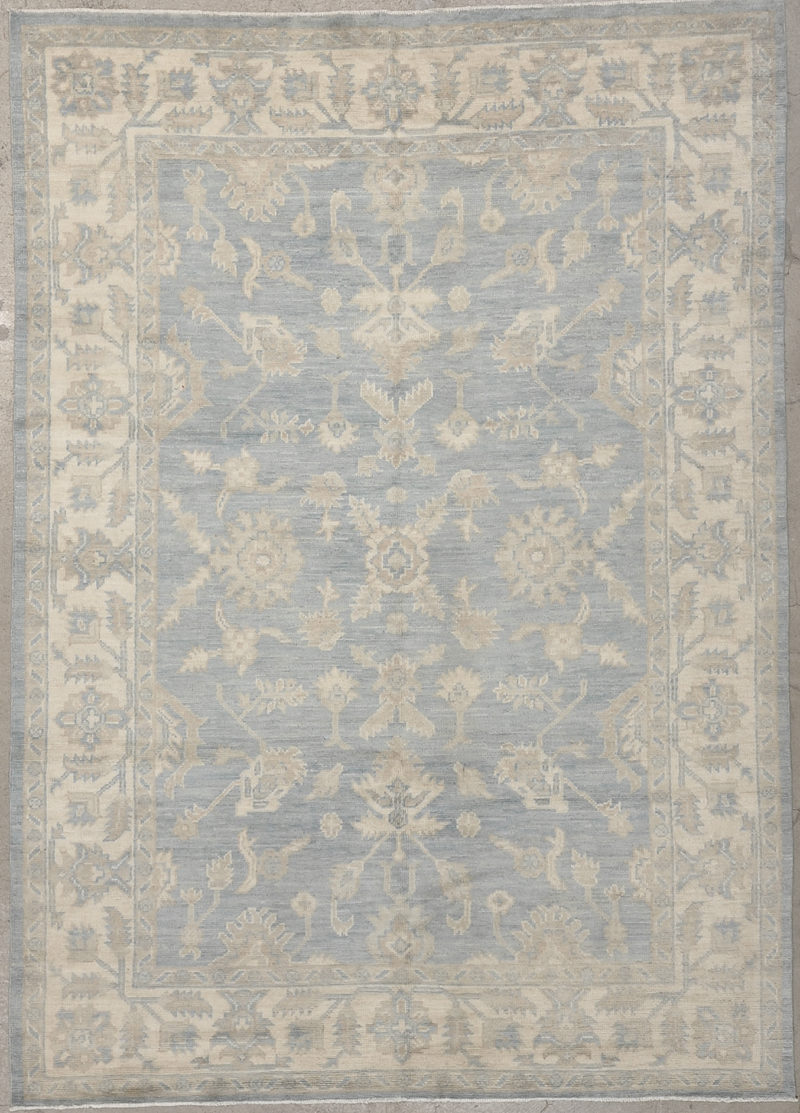 Antiqued Angora Oushak rugs and more -