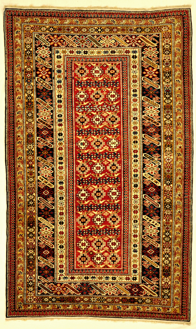 Antique Chichi Kuba rugs and more oriental carpet 34371-