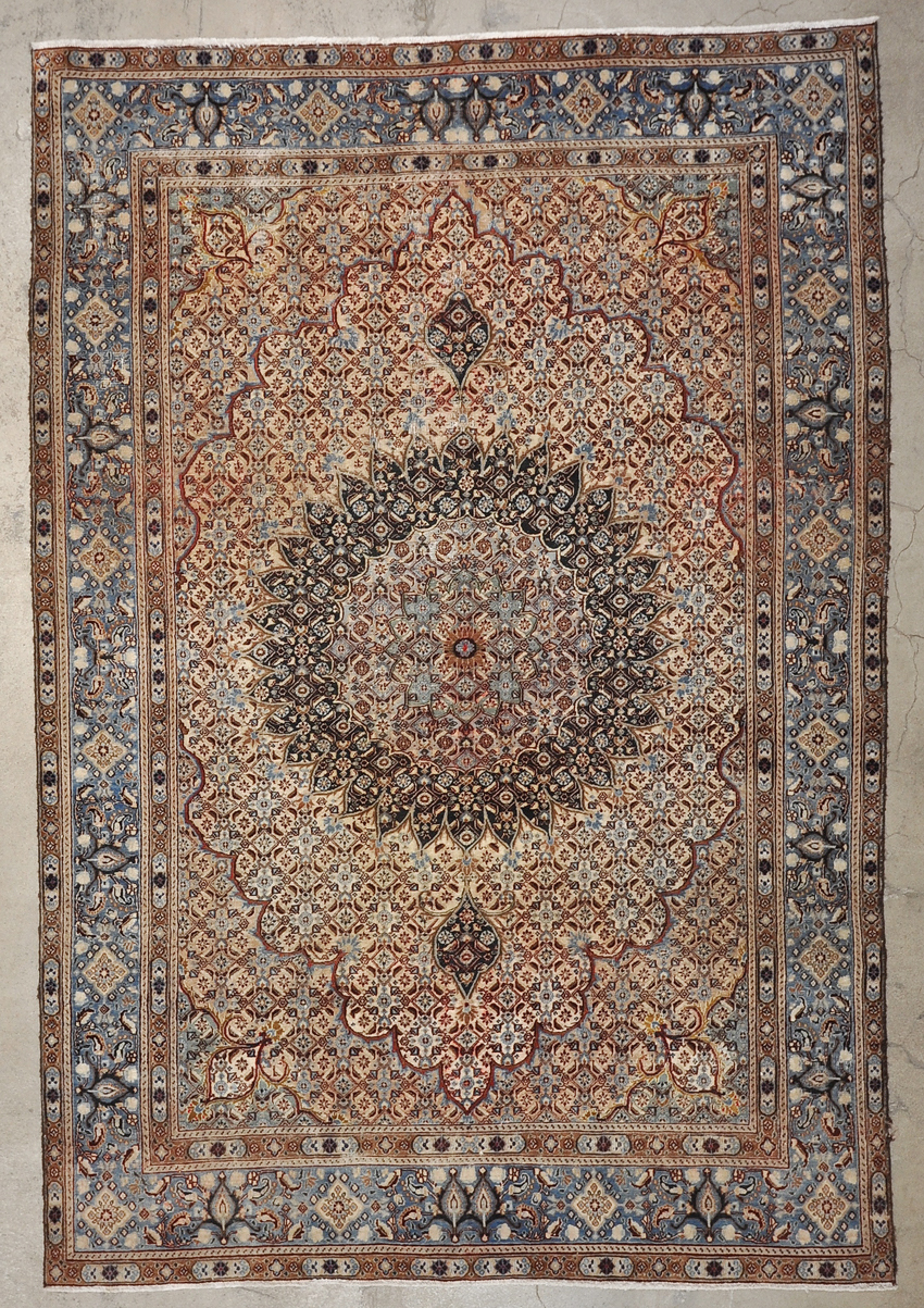 Antique Khorassan rugs and more oriental carpet -