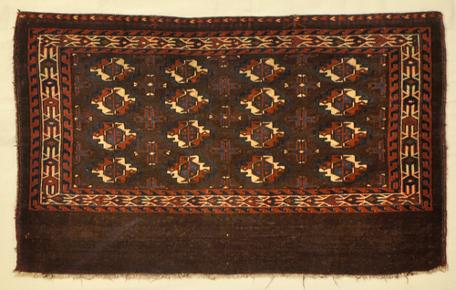 Antique Juval Turkoman rugs and more -
