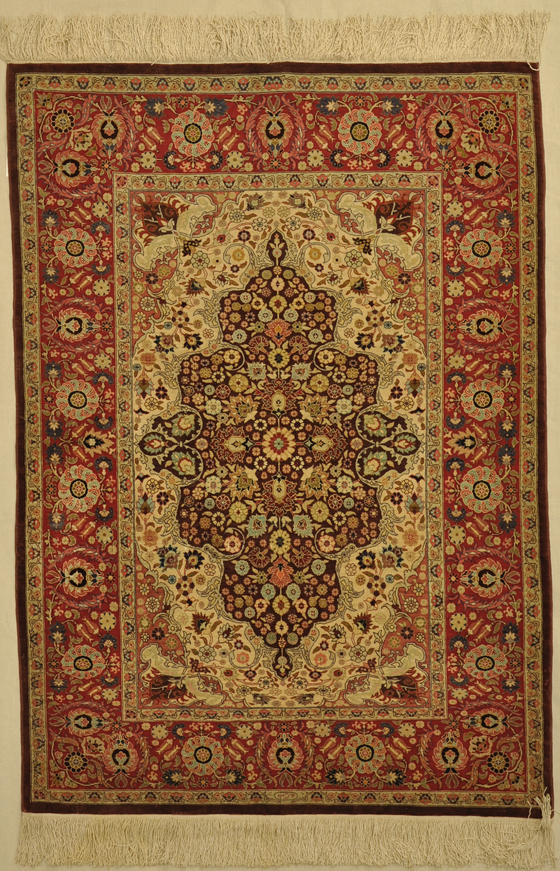 Vintage Silk Hereke rugs and more -