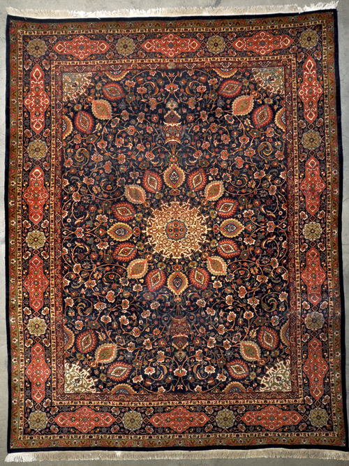 Sheikh Safi Rug rugs and more 1
