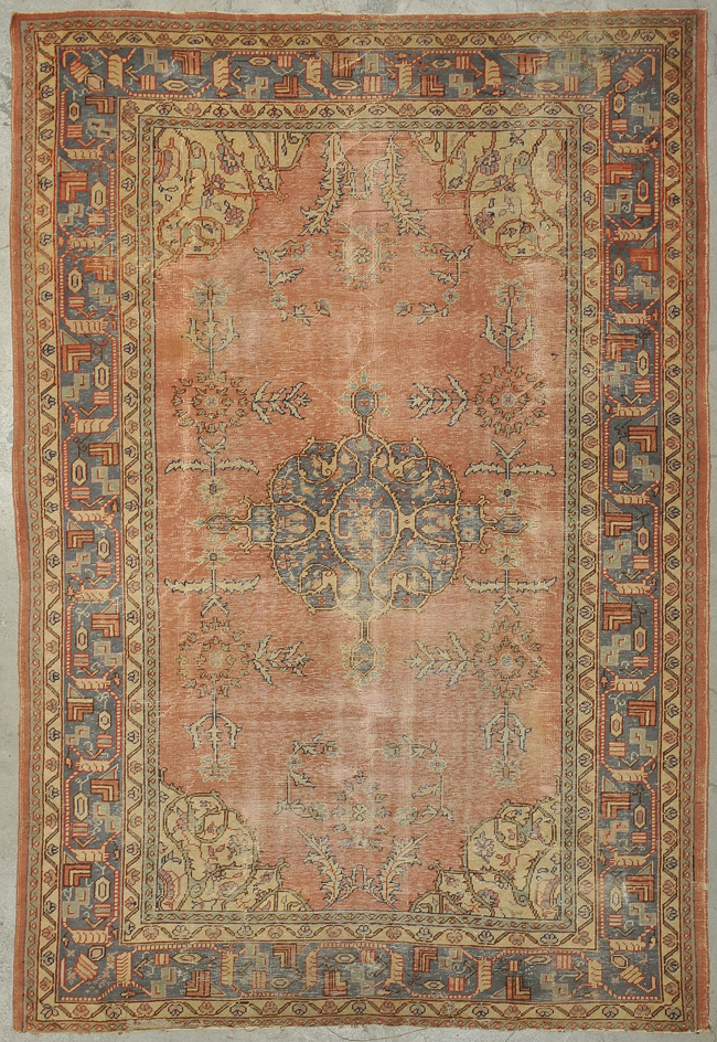 Antique Turkish rugs and more oriental carpet -