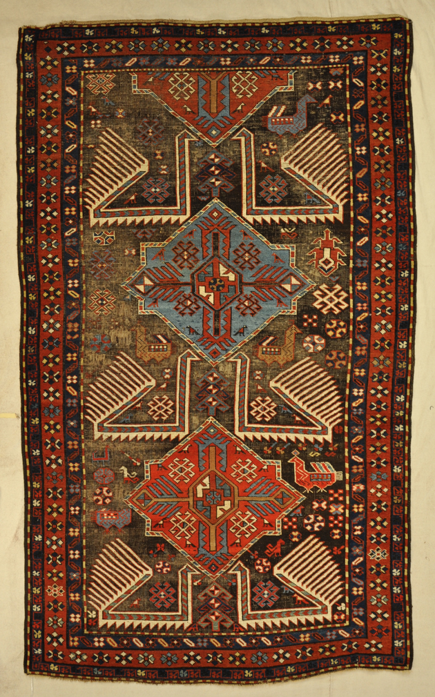 Antique Akstafa Rug rugs and more oriental carpet -1
