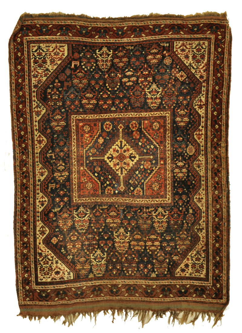 Antique Khamseh Rug rugs and more oriental carpet -