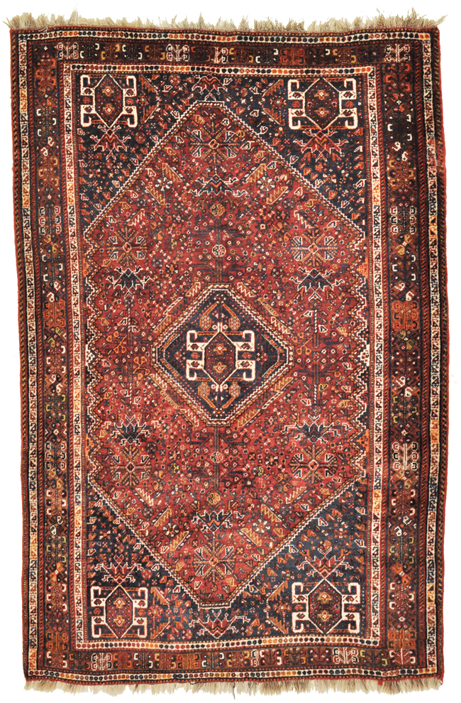 Antique Qashqai Rug rugs and more oriental carpet -