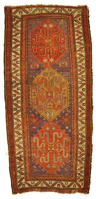 antique Kazak rug rugs nad more oriental carpet -