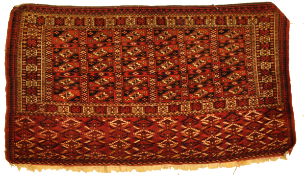 Antique Turkoman Rug rugs and more oriental carpet -