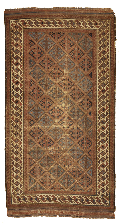 Antique Baluchi Rug rugs and more oriental carpet -1